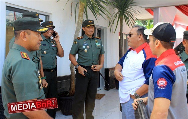 TNI Bersama BnR di pelepasan burung ke alam liar
