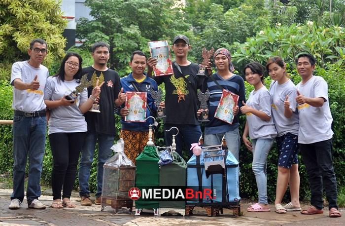 TOP Junior Juara Umum, Mr.Selap dan Alas Roban Terbaik