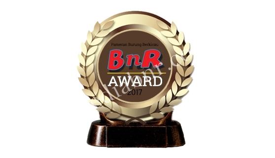 BnR AWARD 10 DESEMBER 2017