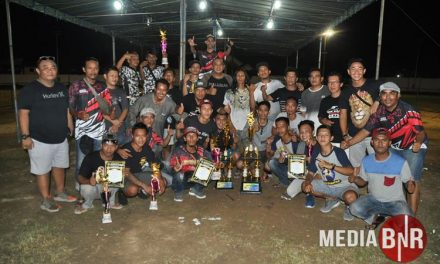 MERATUS BC (MBC) KALSEL : Sering Bercokol Juara Bird Club