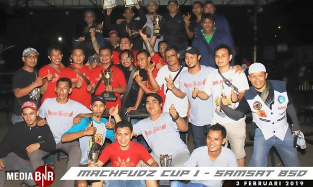 Juara Umum di Machfud Cup 1, Tangsel Berkicau Perekat Tali Silaturahmi
