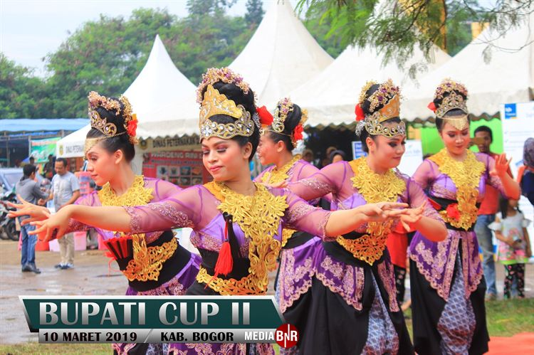 Bupati Cup 2 Bogor Ukir Sejarah Baru