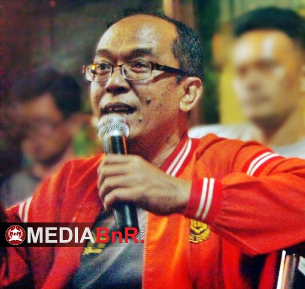 Tatang TV Bendahara Ketua Divisi EO BnR Jabar
