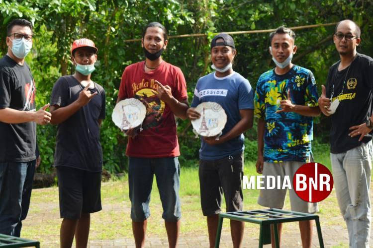 Latber Rasa Cup-Jamaica Nyeri, Tayamum SF & 86 BC Naik Tahta