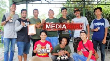 Team Banten SF yang berhasil Juara  SF