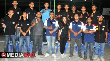 Team Juri BnR dan BnR M16  Purworejo- Sukses!!