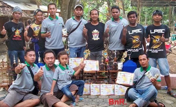 Team MJP Zomo Karawang borong juara di Pleci