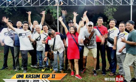 Perang Bintang Dikelas Murai, Umi Kasum Cup 2 Sukses Puaskan Kicaumania Pasca Lebaran