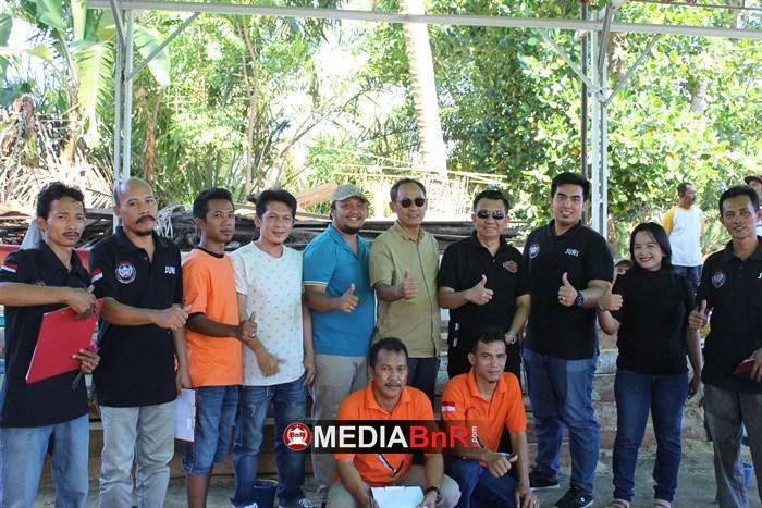 Gelaran BnR Bengkulu Berjalan Lancar Dan Sukses , RMBC Bird Club Terbaik