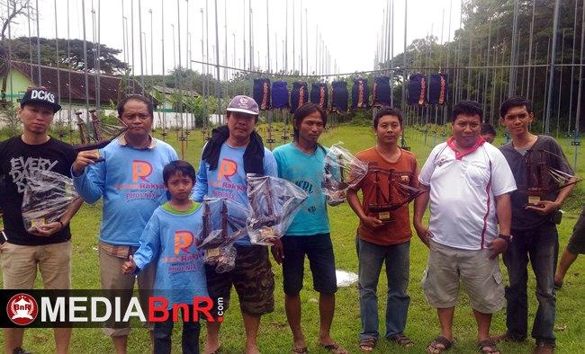 Feno dan Balada Locus perkasa di Dewasa, Team Perkutut Rakyat Semarang Borong Piala