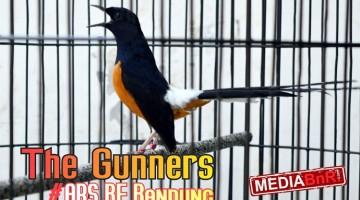The Gunners ARS BF Bandung ancaman baru di Muraibatu papan atas