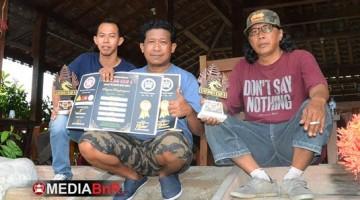 The Legend Mata Angin Raih Double Winner di Kelas Utama