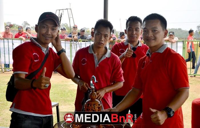 The Master MB besutan Paruh Team Lampung juara dikelas MB BOB
