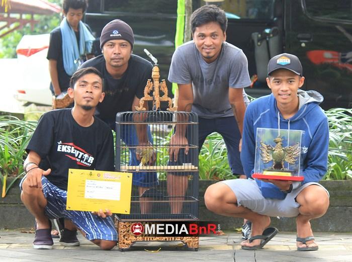The One Milik Mr Suryo Sabet Juara 1 di Kelas Std All Size Adipati