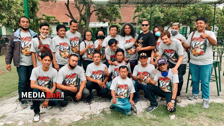 Gradak Loss BC dan Mr Agus Rohman SF Berhasil Membawa Pulang Juara Umum di Event Kajiku Cup 1