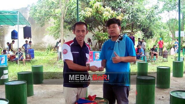Tiket gratis mania Branjangan dapet hadiahdrai BnR Karawang