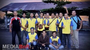 Tim Handayani BC Sukses Adakan Gelaran Latpres Tembus 900