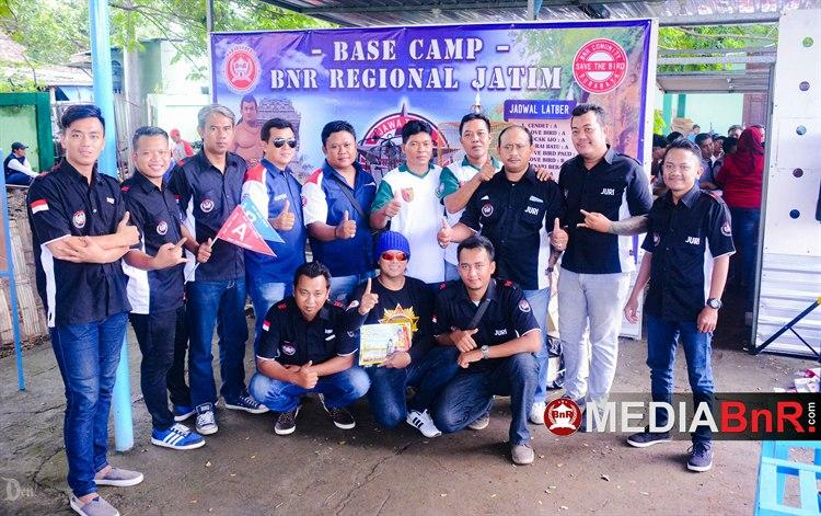 Tim Juri BnR Indonesia beserta pengurus BnR Jatim