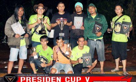 Pesona HOPE di PRESIDEN CUP