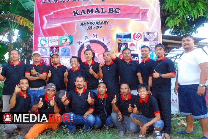 Anniversary Kamal BC Dihadiri Tim Lintas Kota Se Madura-Jawa