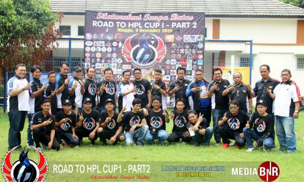 Disambangi Kacer Mania Lintas Pulau, Road To HPL Cup 1 Part 2 Sukses Suguhkan Pertandingan Fairplay