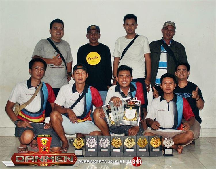 Di Danmen Cup TIO GG Berkibar Bersama Selap, Panglima & Patriot