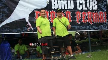 Tommy Bersama Raden Eka