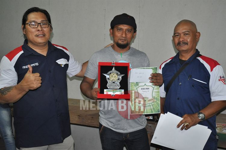 Naga Bonar Sabet Double Winner