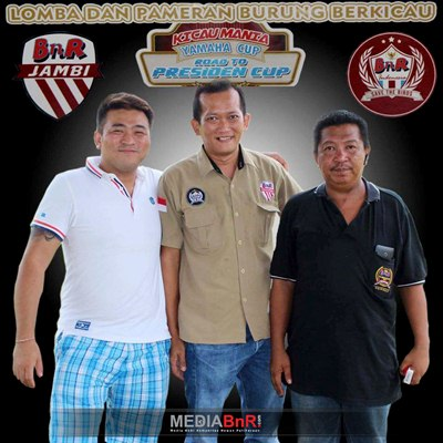Trio Hose BF - Vicenius Hendy, Aan Lie dan Agus Arizon (ki-ka)