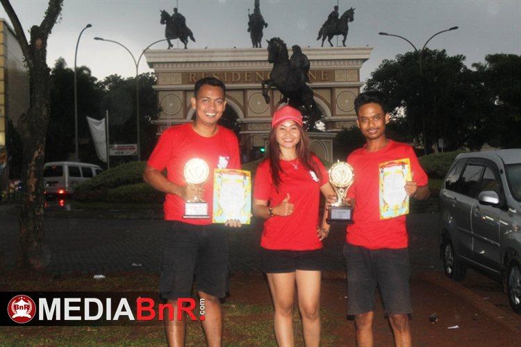 Uchie & Aryo - Borong Juara, Prestasi PHK Semakin Terbukti
