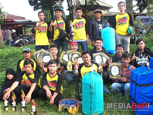 Usman Team Solid Dalam Prestasi (Foto: Ricky/MediaBnR.Com)
