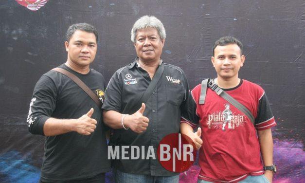 Siapkan Puluhan Kaos, Tangsel Berkicau Targetkan Juara Umum di Lomba Machfud Cup 1
