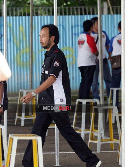 Status Sebagai Juri BnR Indonesia Diakui