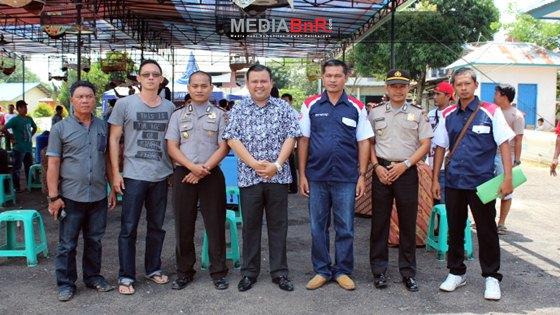Launching BnR Melawi Bertabur Bintang