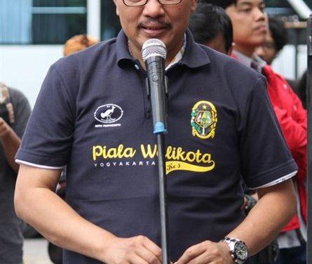 Dibuka Langsung Oleh Wakil Walikota Bp Heroe Poerwadi,  Lomba Berjalan Sangat Konduktif Nyaris Tanpa Protes