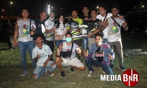 Lewat Darat 20 Jam Tajir Buktikan di Kelas Bang Boy, BnR Satoe Cup 1 Jakarta