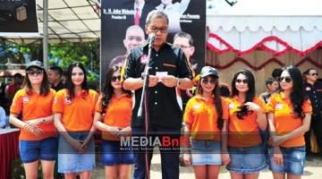 Walikota Makassar Membuka Langsung Walikota Cup II Makassar