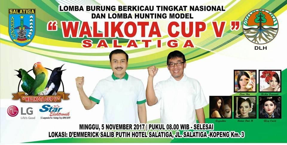 Walikota Salatiga Mendukung Penuh Lomba 5 November 2017
