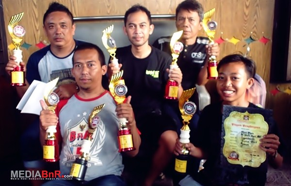 Wani BC Bersinar Lewat Pamela, Razab & Grande
