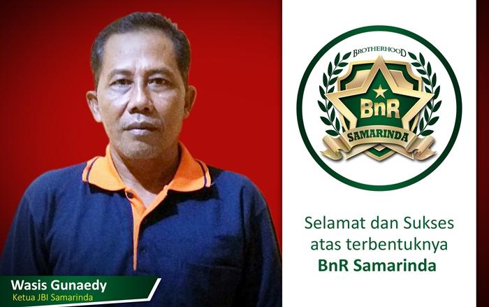 Wasis Gunaedy dipercayakan untuk mengurus/mengatur penugasan JBI di wilayah Samarinda.