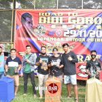 Mr.Marcow Kacer Bumi Sriwijaya Borong Juara Di Tanah Lampung
