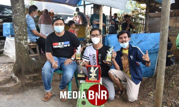 Kombinasi 121 Kenari Avatar Dan Murai Batu Sulthan Hantarkan Gabat Gibut BC Raih Juara Bird Club