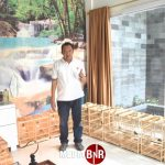 Ivan Bird Farm Ring Ratu Lampung Sukses Beralih Menangkar Murai Batu