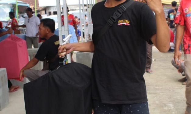 Cendet Mr.Gelle Besutan Rudi PMB Team Rajai Kelas Cendet BOB