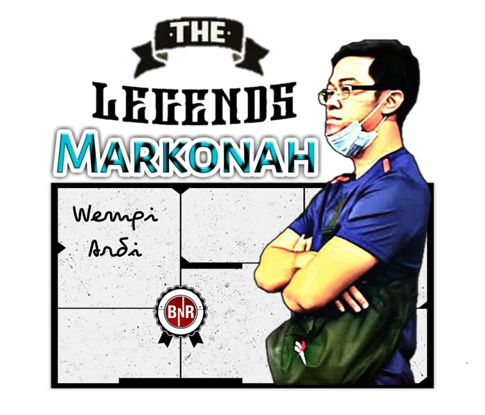 "The Legends ""Markonah"" Double Winner Di BLA Cup 4"