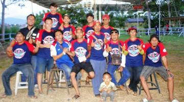 Wolu team Sebagai juara SF