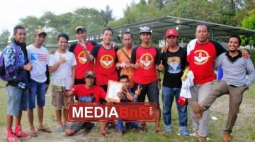 Wolu team juara BC