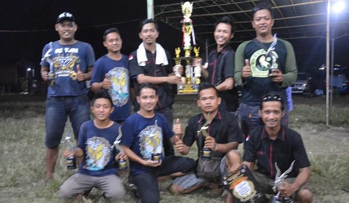 Woyo-Woyo Antar Pekalongan Team Raih Juara Umum