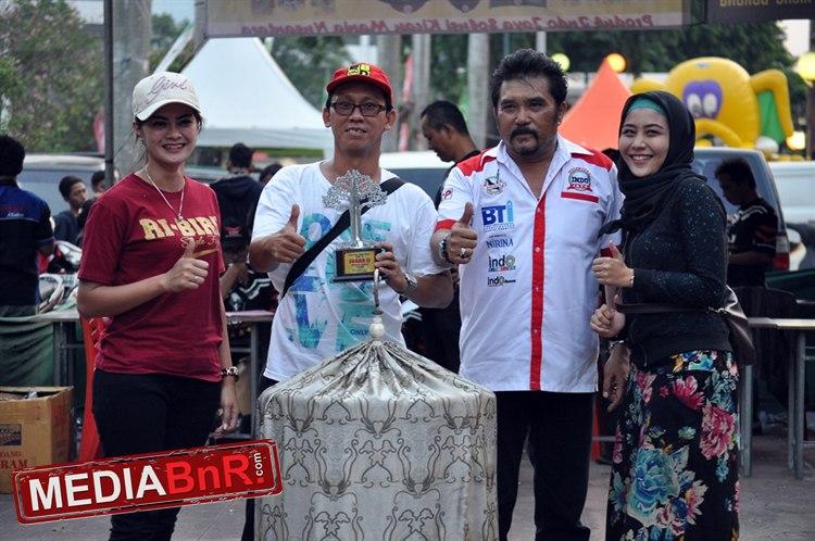 Mr. Tri Winner – Jalin Silaturahmi ke Indojaya Cup 3, MB Ononiha Finish di Runner Up