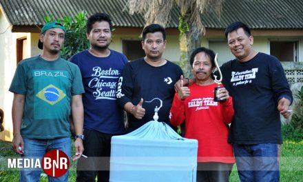 Marvel Jadi Kuda Hitam Hingga Cetak Nyeri di Murai Batu Bird Champion Jakarta